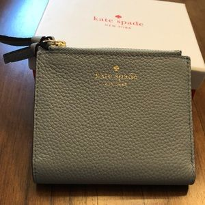 Brand New Kate Spade Bifold Wallet